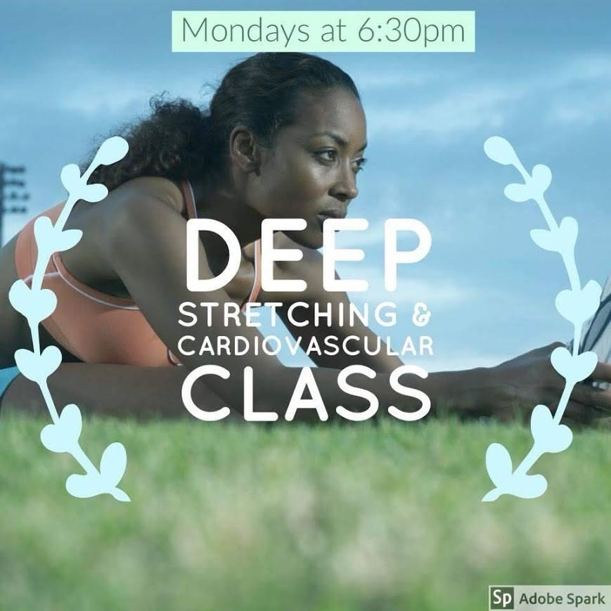 Fitness & Faith Classes - Deep Stretching and Cardio Class Fellowship Missionary Baptist Church, Minneapolis MN
