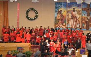 Fellowship Missionary Baptist Church, Minneapolis MN