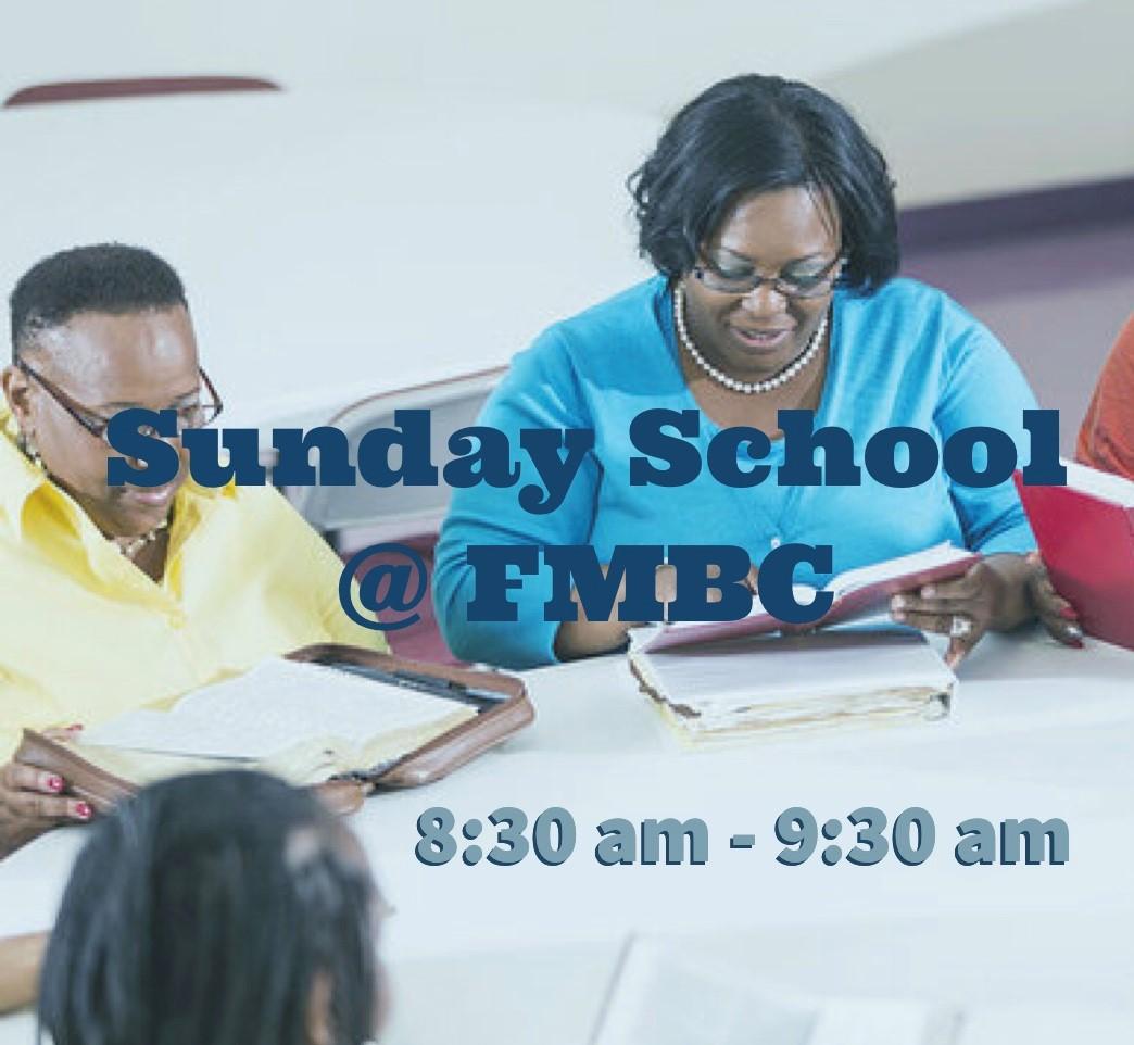 Sunday School Fellowship Missionary Baptist Church, Minneapolis MN