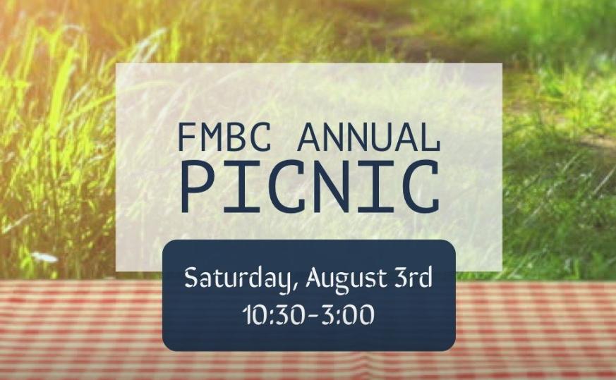 FMBC Annual Picnic Fellowship Missionary Baptist Church, Minneapolis MN