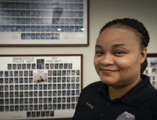 Minneapolis all-female police leadership academy aims to increase diversity (Star Tribune)