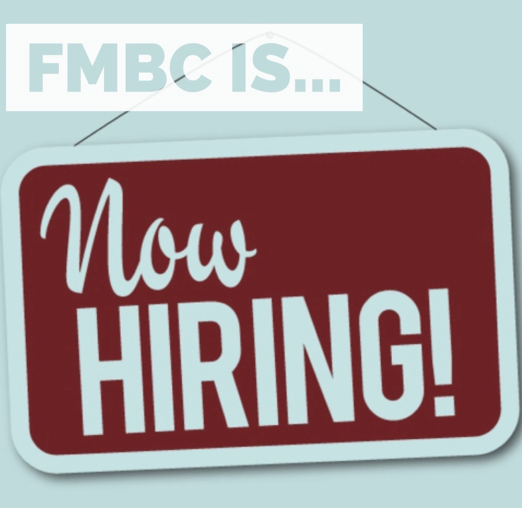 Now Hiring at FMBC!