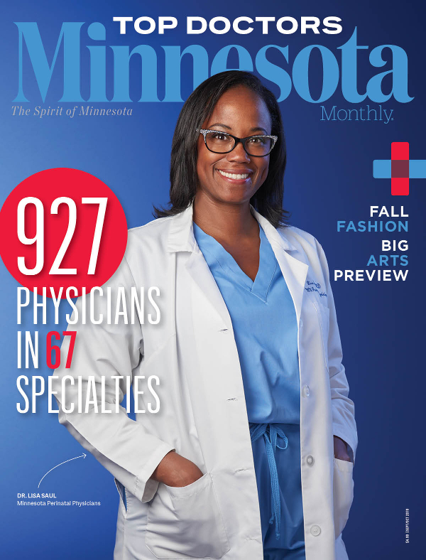 Dr. Lisa Paylor – A Minnesota Top Doc!