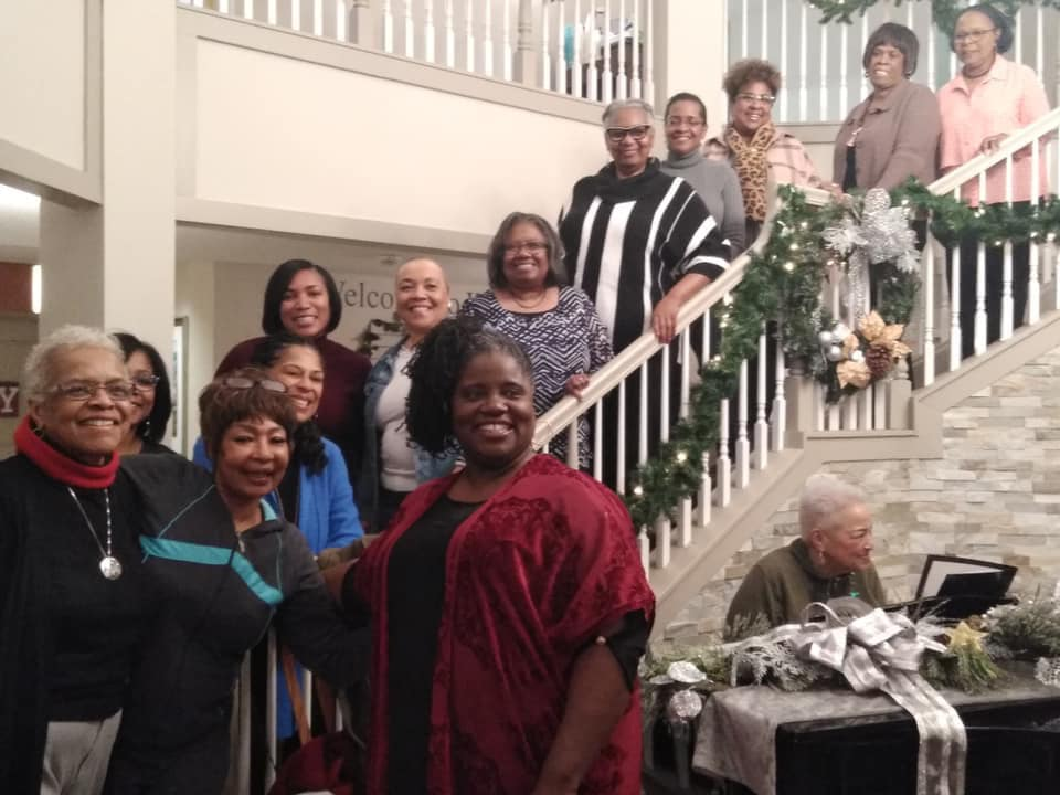 The FMBC Music Ministry Spreads Joy & Cheer