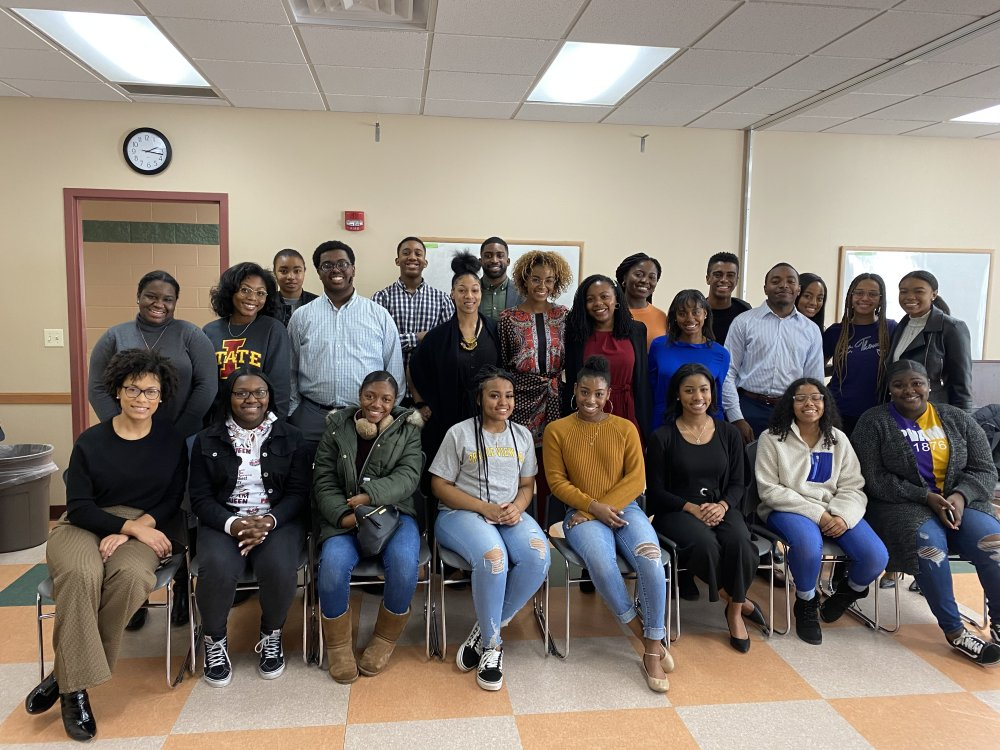 Post-Secondary Ministry Students