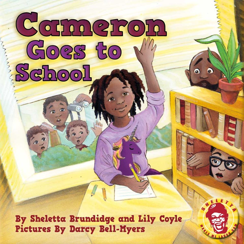 Cameron's Story Published in a New Children's Book!