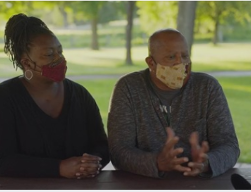 The Johnson-Nixon Family Talks to KARE11 about their Covid-19 Experience